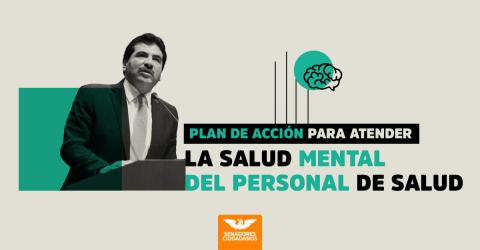Plan de acción para atender la salud mental
